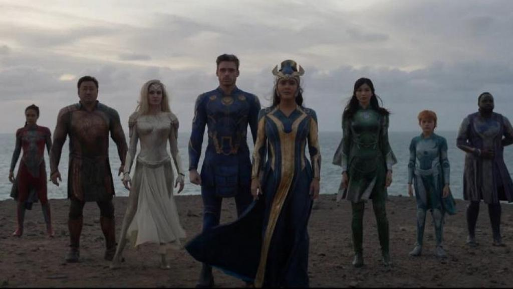 【永恆族The Eternals】首條預告安琪蓮娜祖莉/馬東石現身 提《復仇者聯盟》勾Marvel粉絲回憶