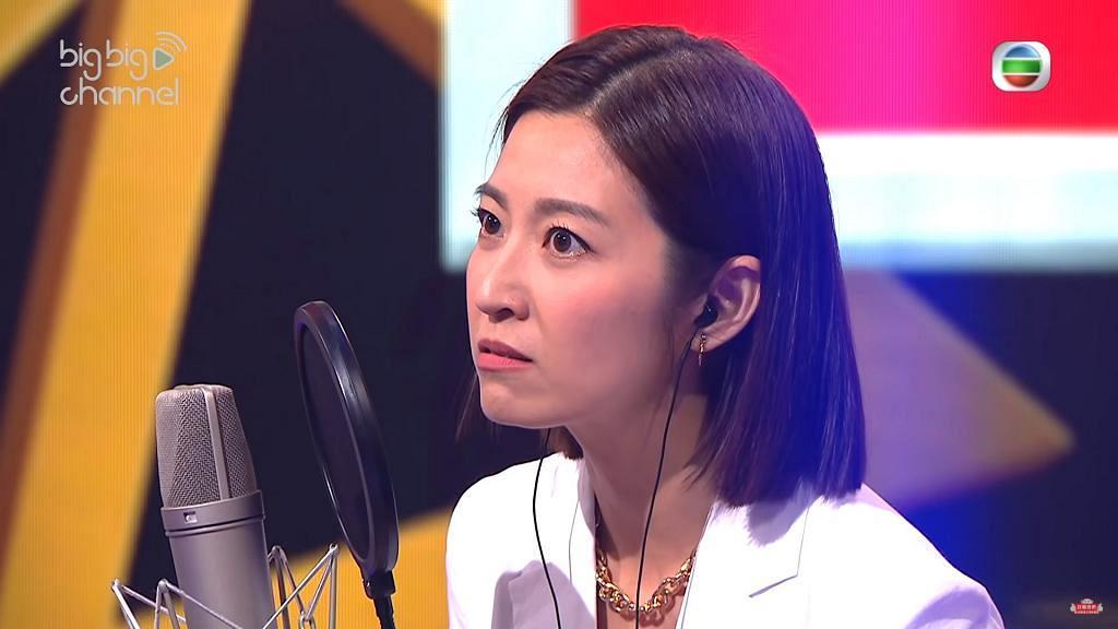 【好聲好戲】陳自瑤配音大獲好評實力備受肯定!阿姐汪明荃建議TVB開套戲畀Yoyo