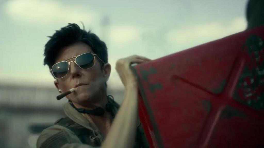 【不死喪軍】Netflix喪屍片串爆直升機師戲份靠後製合成 Tig Notaro驚揭從未與戲中演員同場拍攝