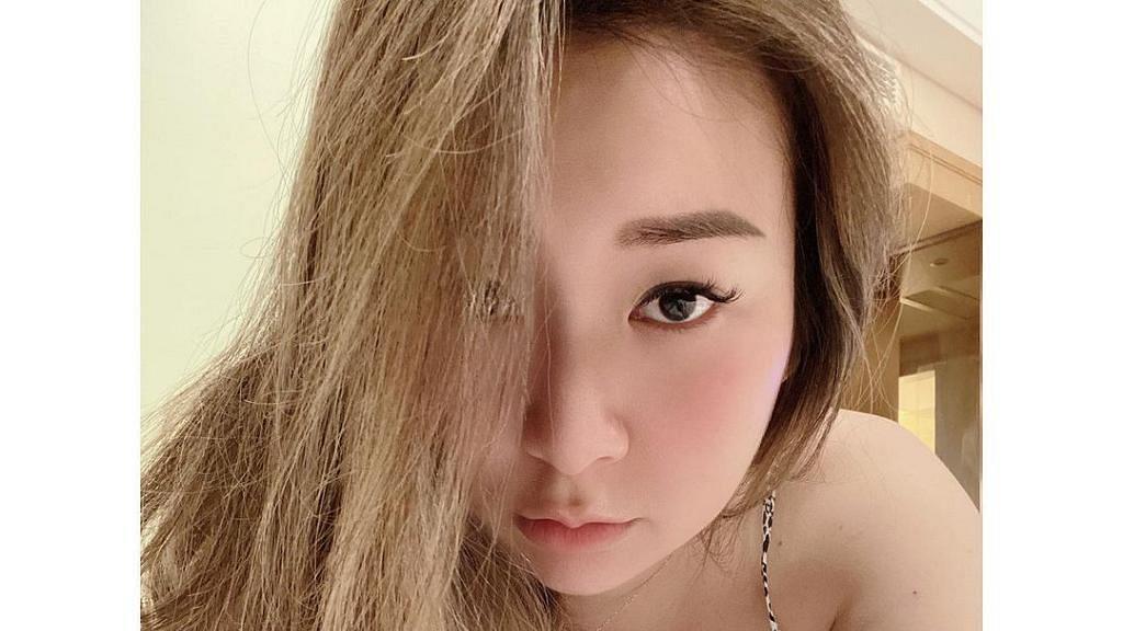 莊思敏上海隔離6日著同一件性感睡衣被指唔衛生 每日一張床照尺度愈影愈大疑似裸睡