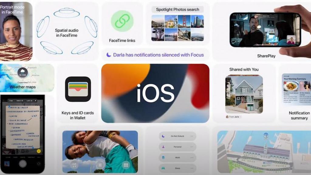 【WWDC 2021】iOS 15懶人包11大新功能+推出日期!FaceTime、通知設計大升級