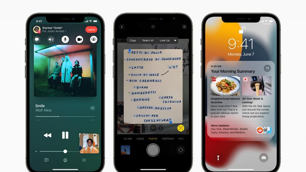 【iOS 15】支援20款iPhone機型清單一覽 6年前舊機都用到成「最長壽iPhone」