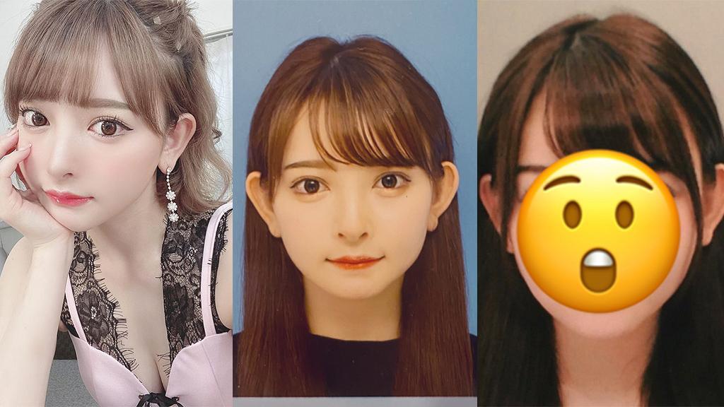 日本模特兒豪花1000萬円整容 公開4年前對比照網民驚訝:有咩分別?