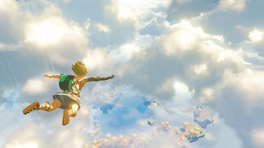 【薩爾達傳說曠野之息2】Switch爆紅遊戲續作2022年推出 最新預告林克於天空浮島展開冒險