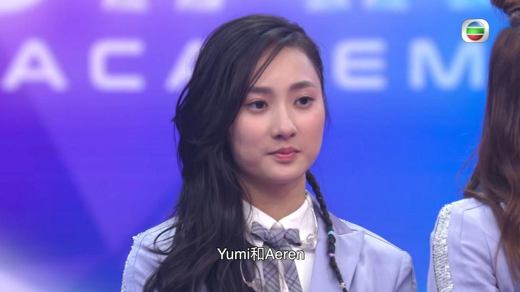 【聲夢傳奇】14歲鍾柔美是混血兒被封「翻版鍾嘉欣」 Yumi童星出身曾與視帝合作自爆是A0校花