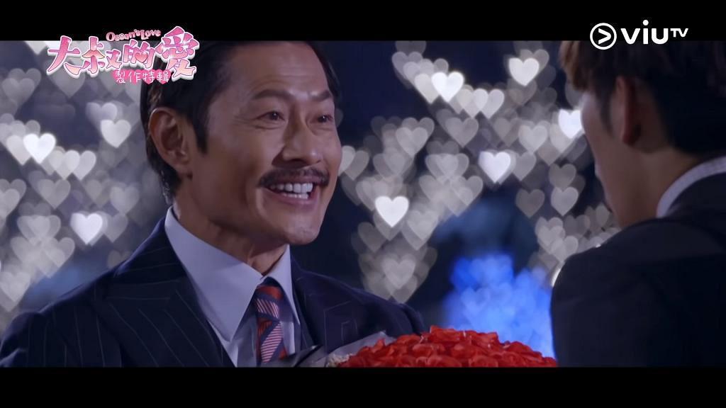 【大叔的愛】黃德斌不再苦情演喜劇笑逐顏開 網民感驚喜:原來一直都係TVB耽誤佢戲路