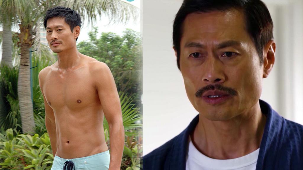 【大叔的愛】回顧黃德斌全盛時期半裸肌肉照 15年前為拍劇狂操肌 年過半百Fit爆身形不失佬味