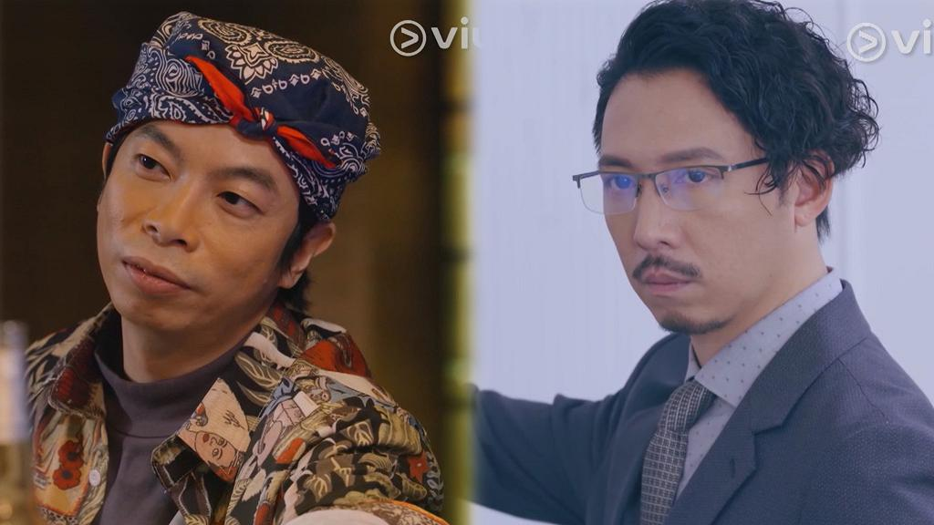 【大叔的愛】兩大實力男配角大起底!平哥楊偉倫演舞台劇出身 Darren陳子豐是一位圈中人表哥