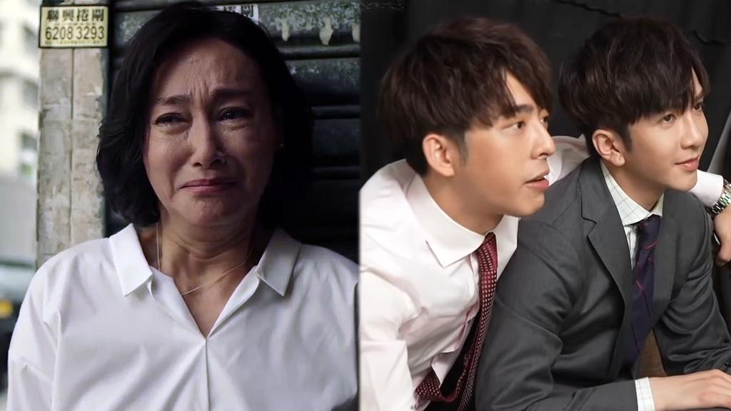 TVB《刑偵日記》收視再度急瀉破今年新低 ViuTV《大叔的愛》口碑兼收破記錄再創新高
