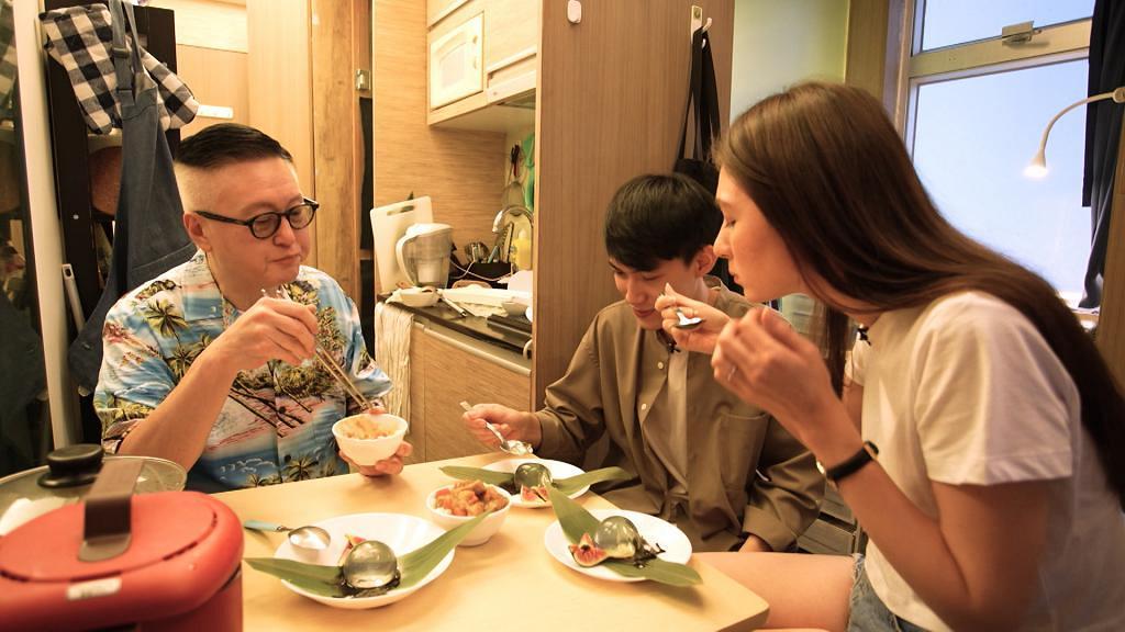 【納米無明火】日本混血模特兒為愛犧牲留港生活 跟隨港男老公月租7000住百呎套房