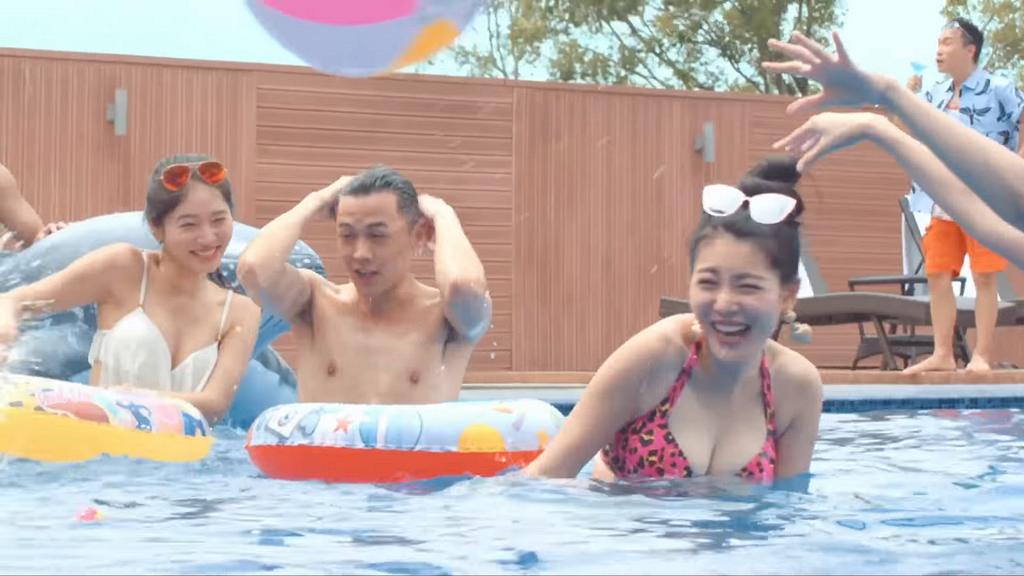 TVB搞《明星水運會》再力撼ViuTV夏日水上節目 欽點四大咪神水著look上陣與MIRROR正面交鋒