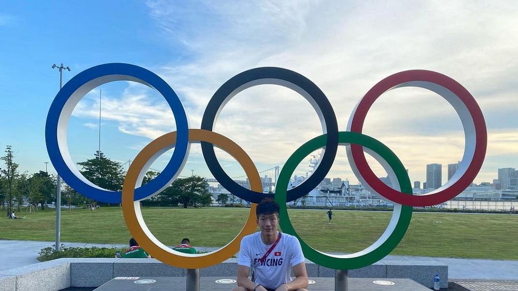 【東京奧運】張家朗奪金後IG粉絲一夜暴升逾20倍 追蹤人數兩日破28萬 網民:誇張過MIRROR!