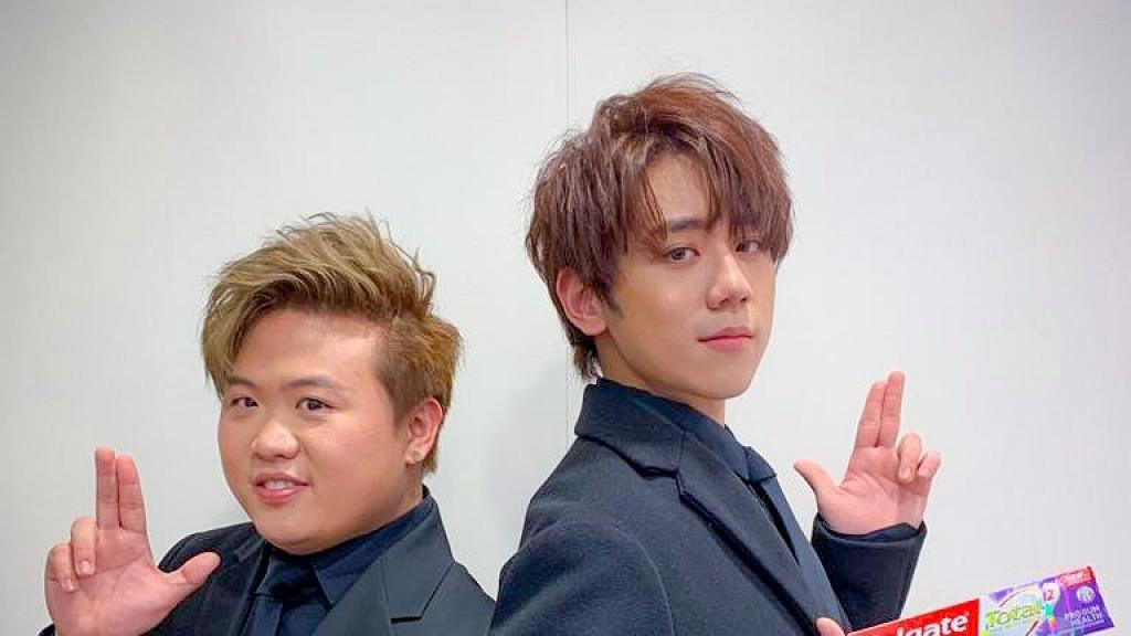 肥仔@ERROR與姜濤練舞重演羅志祥經典光速舞 獲姜糖感激:多謝你令姜B變返開心仔