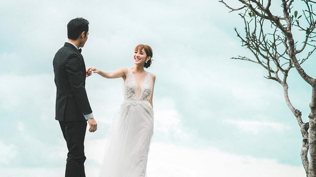 陳凱琳IG放閃曬婚照慶祝結婚3周年 寫愛的宣言冧老公鄭嘉穎:兩情相悅令我發現我有一雙翅膀