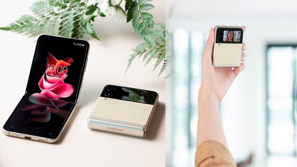 【5G手機】Samsung全新摺疊式手機Galaxy Z Flip3 5G登場 Mirror強勢代言!特點/規格一覽