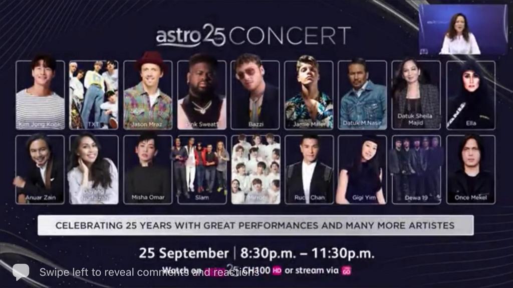 MIRROR九月底開馬來西亞ASTRO線上演唱會 同台香港代表仲有陳展鵬、《聲夢》炎明熹