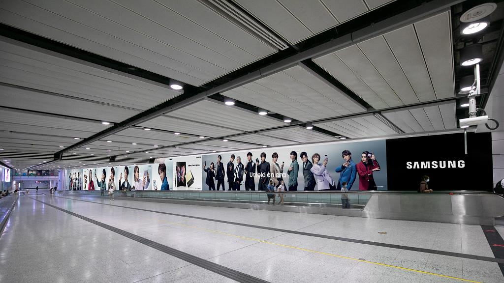 MIRROR最新5大朝聖打卡位大公開!12子登錄中環站香港站巨型隧道、廣告巴士行勻港九新界