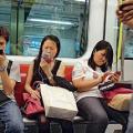 港鐵4G上網速度 電訊商大比拼