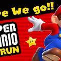 手機版單手隨時玩!Super Mario Run正式「開跑」