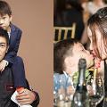 嗯哼規劃人生打算8歲娶媽咪 爸爸杜江呷醋:先過了老子這一關