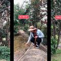 外國人神級模仿中國大媽 搞笑展現經典拍照20式