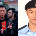 昔日TVB「少女殺手」陳鍵鋒發福 拍新戲面部臃腫令網民唏噓不已