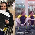麥明詩踩單車上柬埔寨發生意外 隊友心痛:見到佢受傷都想喊