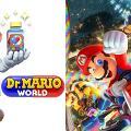 任天堂2大全新手機遊戲  Dr. Mario World+Mario Kart Tour 2019年夏天登場!