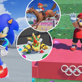 【Switch】2020東京奧運新遊戲《Mario & Sonic》Mario+超音鼠變選手陪你參賽