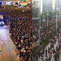 遊行中保持秩序、人潮中為救護車讓路 外國媒體:香港人值得諾貝爾和平獎