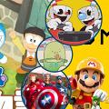 【Switch】細數10款2019上半年遊戲 Mario/多啦A夢/Marvel/角落生物/超音鼠