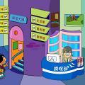 童年回憶!「小校園」細個一定玩過 經典過河遊戲/賽龍舟/垃圾分類/學習大樓