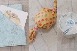 輕鬆包禮物無難度!3款簡易禮物形狀包裝方法