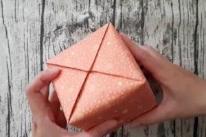 5款禮物包裝方法 簡單學識包禮物給朋友驚喜!