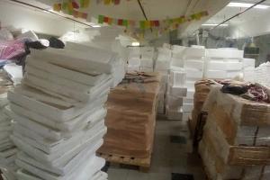 港日棄39噸發泡膠餐具 原來發泡膠外賣盒都有得回收