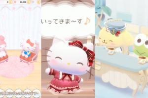 Hello Kitty AR育成手遊 親手養Sanrio角色即將有得玩