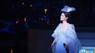 楊丞琳紅館演唱會終與陳柏宇合唱!香港場狂晒廣東話(完整歌單)