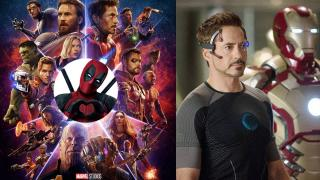 Iron Man霸氣8字回信  復仇者聯盟狠拒「死侍」加盟