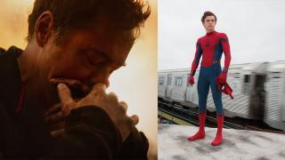 【復仇者聯盟3】鐵甲奇俠與蜘蛛俠昔日對話被翻出 構成最傷感一幕
