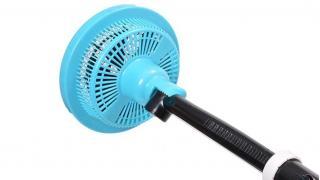 抽風機滅蚊+誘蛾燈 日本廁所泵型電蚊拍