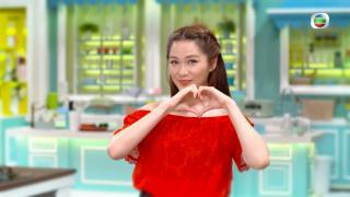 《美女廚房2018》湯洛雯王君馨跳可愛手指舞 網民指似睇緊抖音