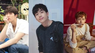 泰國陽光帥氣男演員 7大人氣「新生代男神」逐個睇