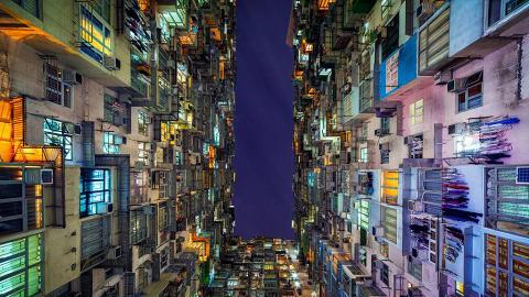 澳洲攝影師 眼中的層曡香港