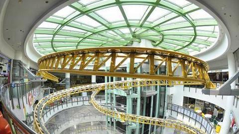 香港5大遊樂場 你玩過幾多個?