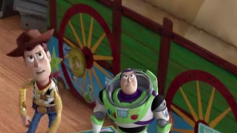 狡猾的Nemo老是常出現 原來他是Toy Story及怪獸公司的常客