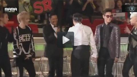 PSY MAMA壓軸出場 13分鐘表演被發哥最後20秒的騎馬舞瞬間蓋過!