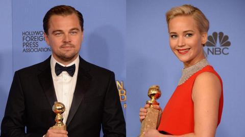 Leonardo DiCaprio 3奪影帝 73屆金球獎足本得獎名單