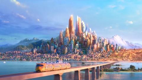 【新戲影評】《優獸大都會》— Zootopia,我和你身處的地方