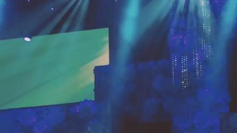 仙氣過盛! 林俊傑舞台上「被消失」