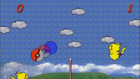 比卡超打排球、貓狗大戰 那些年的經典網絡遊戲!
